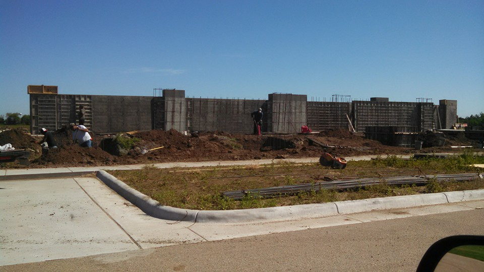 Phase II Construction is underway!